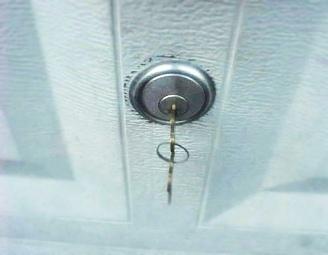 Garage Door Lock Install or Rekey
