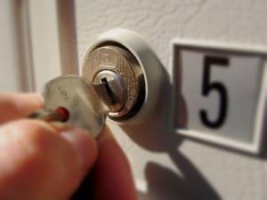 Mailbox Lock Install
