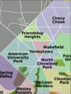Locksmith Friendship Heights DC