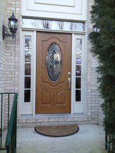 Install Doors