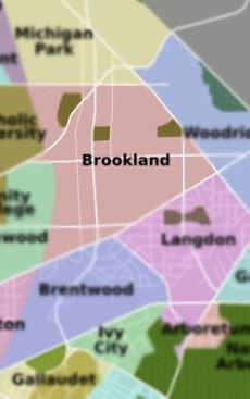 Locksmith Brookland DC