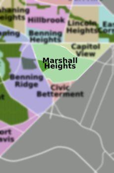 Locksmith Marshall Heights DC