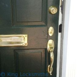 Entry Door Lock Rekey Hanover MD