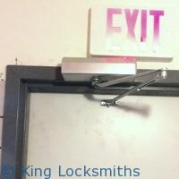 Locksmith for Commercial Garrett Park MD