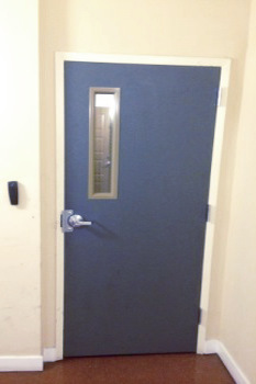 Security Doors Installed for Washington Circle NW Commercial Buildings