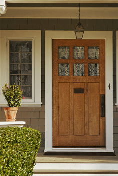 9th Street SW Front Door Repair Service in DC