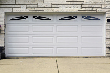 21st Street NE, DC Residential Garage Doors Installed