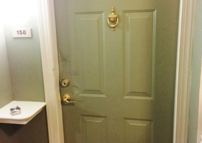 Apartment Door Replaced (2)