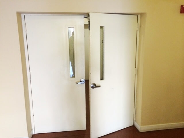 commercial double door installation king locksmith and