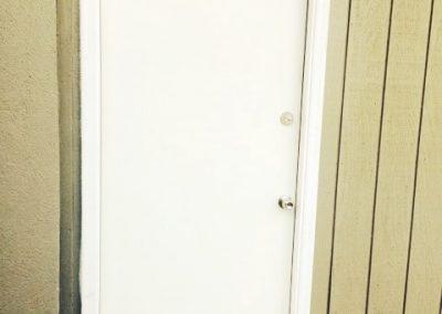 Commercial Garage Door and Steel Door Replaced (1)