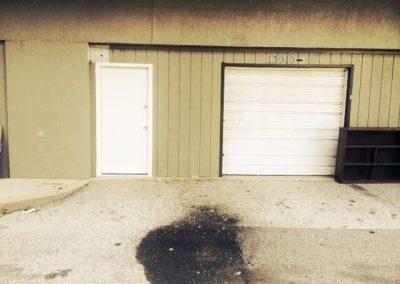 Commercial Garage Door and Steel Door Replaced (11)