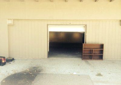 Commercial Garage Door and Steel Door Replaced (5)