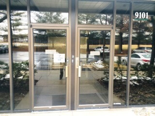 Commercial Glass Door Replacement (11)