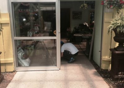 Commercial Glass Door Replacement (3)