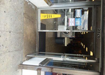 Commercial Glass Door Replacement (3)