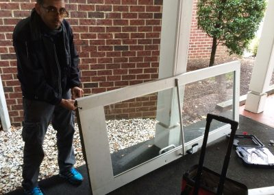 Commercial Glass Door Replacement (4)