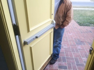 Install Push Bars and Panic Bars at Your Business!
