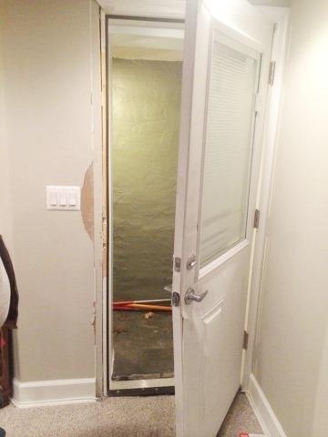 Damaged Door Replacement (1)