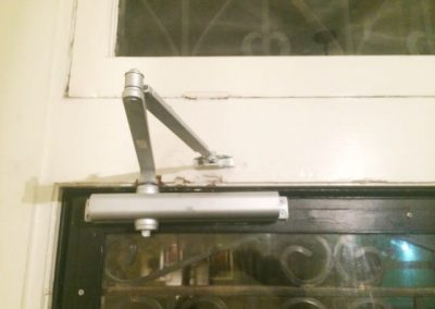 Door Closers Replaced (2)
