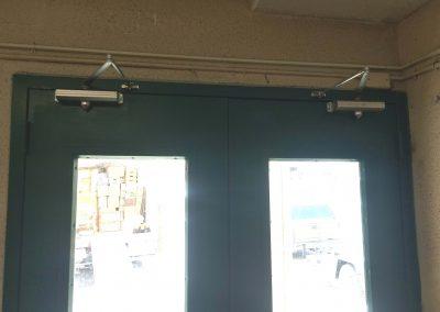 Door Closers Replaced (3)