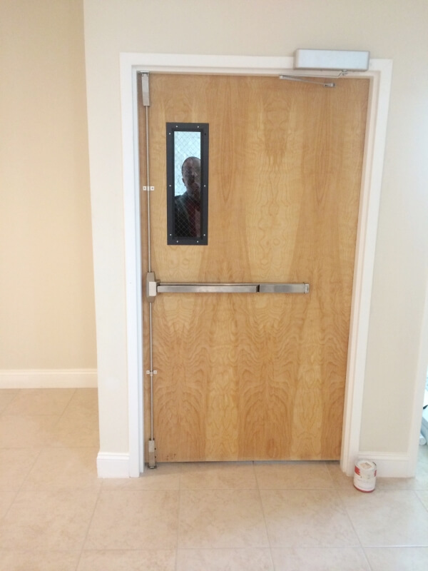 Commercial Door Hardware Installation King Locksmith And