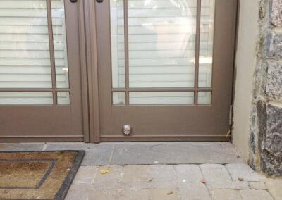 French Door Installation (2)