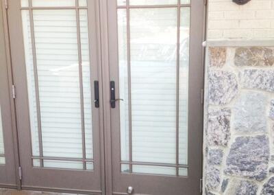 French Door Installation (3)