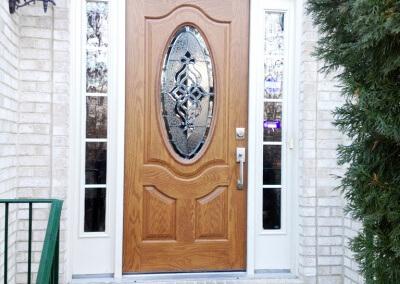 Front Door Installation (2)