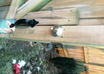 Gate Lock Installation (1)