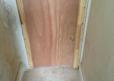 Interior Door Replacement