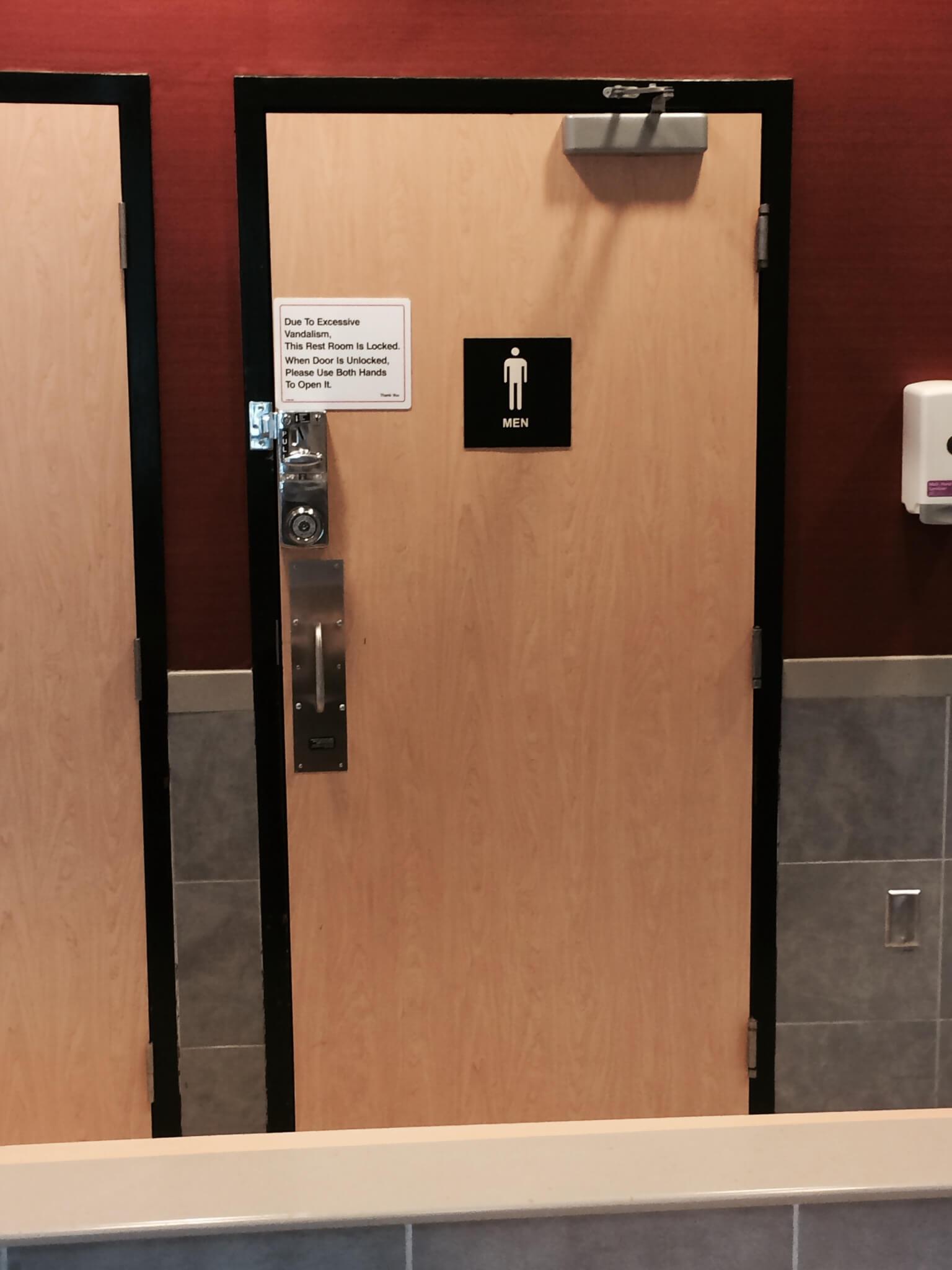 Mcdonalds Door Hardware Replacement King Locksmith And