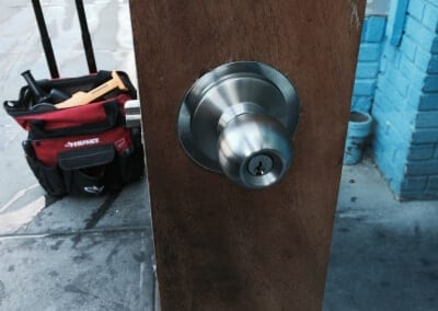 Residential Lock Replacement (2)