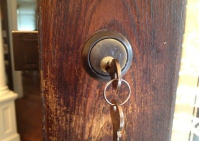 Residential Lock Replacement (4)