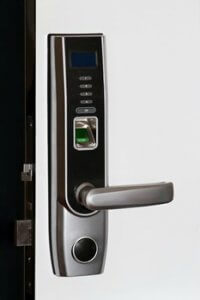 biometric locks - King Locksmith and Doors