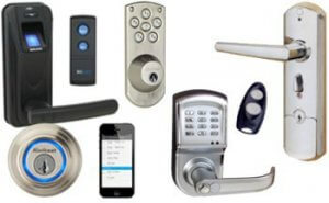 high-tech locks vs traditional locks - King Locksmith and Doors