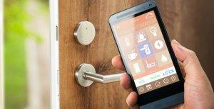 smart locks - King Locksmith and Doors